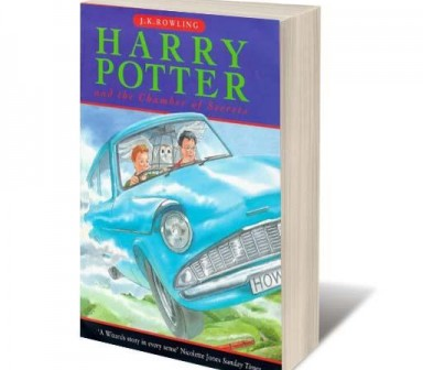Harry Potter and the Chamber of Secrets - J K Rowling