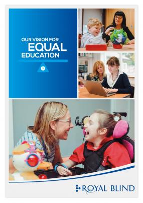 Royal Blind Vision For Equal Education Report