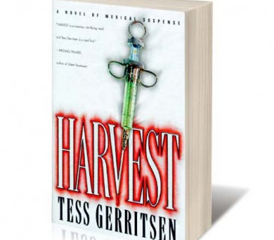Harvest (Thistle No. 486) - Tess Gerritsen